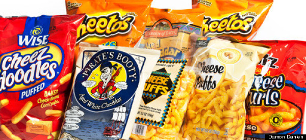 The Best Cheese Puffs Brands