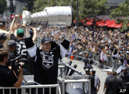 La Kings Parade