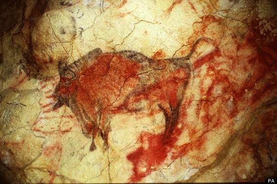 spain cave art