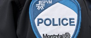 SPVM POLICE MONTREAL