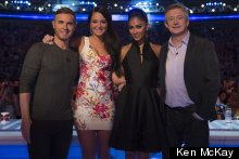 Nicole Scherzinger Confirmed As Permanent X Factor Judge