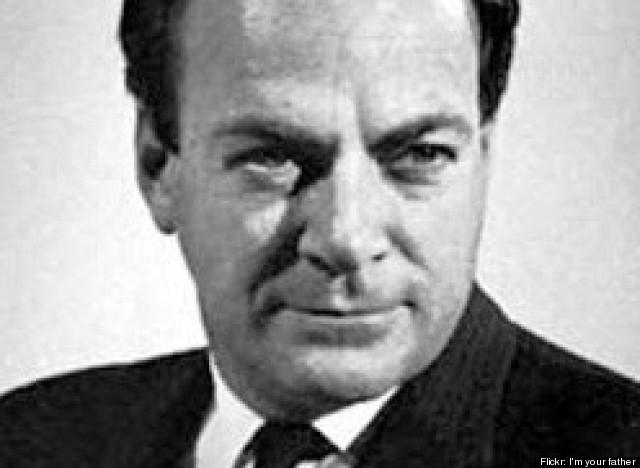 feynman fbi