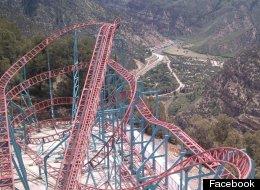 Now Open: Highest Elevation Roller Coaster In U.S.