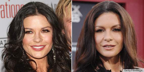 Catherine Zeta-Jones Face Reappears For Rock Of Ages Photos  Huffpost Life-7739