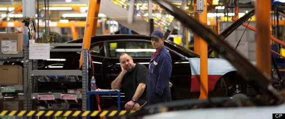 auto industry in canada Manufacturing, distribution, aftermarket parts, sales and other elements of the  automotive industry have been a vital segment of ontario's economy for several.