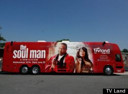 Check Out 'The Soul Man' Bus Tour Schedule