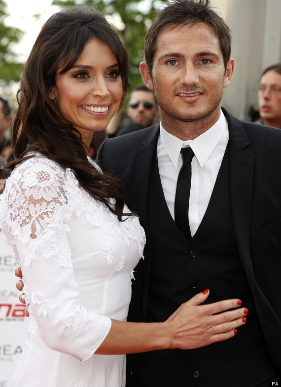 frank lampard christine bleakley