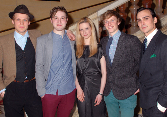 posh press night