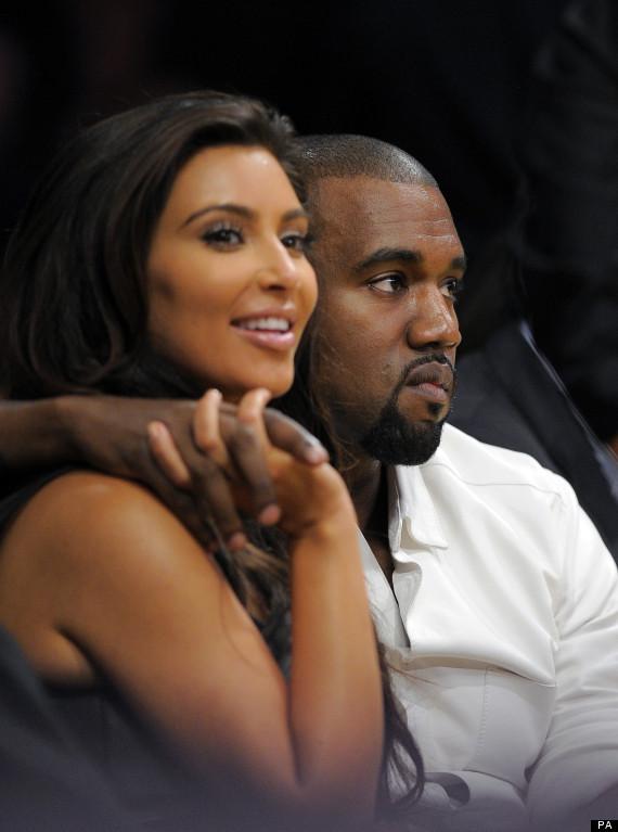 Kim kardashian kanye west before dating