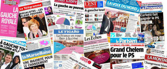 REVUE DE PRESSE LEGISLATIVES