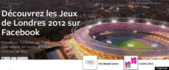 FACEBOOK OLYMPICS