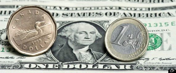 Candian Dollar Drops Greece Anxiety