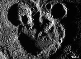 Mickey On Mercury