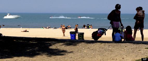 CHICAGO HOTTEST DAY SUMMER 2012 WEATHER