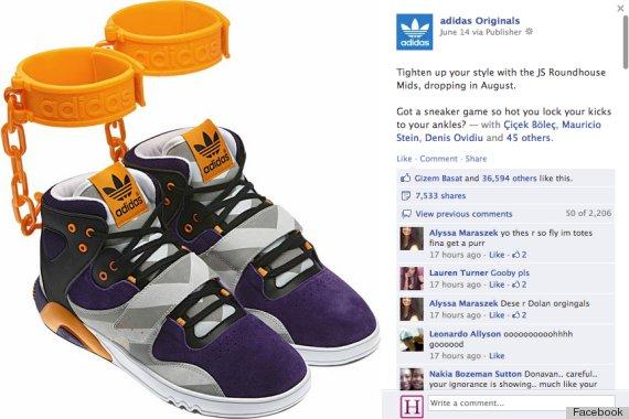 adidas shackle sneakers