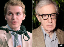 Ronan Farrow Blasts Woody Allen