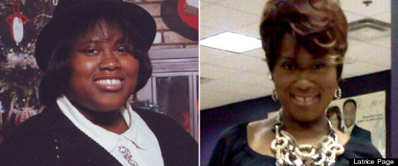 Weight Loss Success Latrice Page