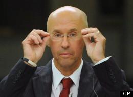 Former Budget Watchdog Scores Honour