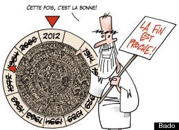 Caricature Fin Du Monde