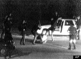 Rodney King Video Of Beating Helped Drive Revolution (PHOTOS, VIDEO)