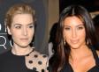 Kim Kardashian vs. Kate Winslet: Who Wore It Better? (PHOTOS)