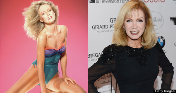 donna mills before after