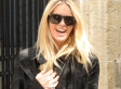 Elle Macpherson's Tight Leather Leggings Are Kind Of Amazing (PHOTOS, POLL)