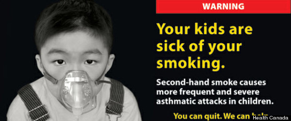 Graphic Antismoking Images