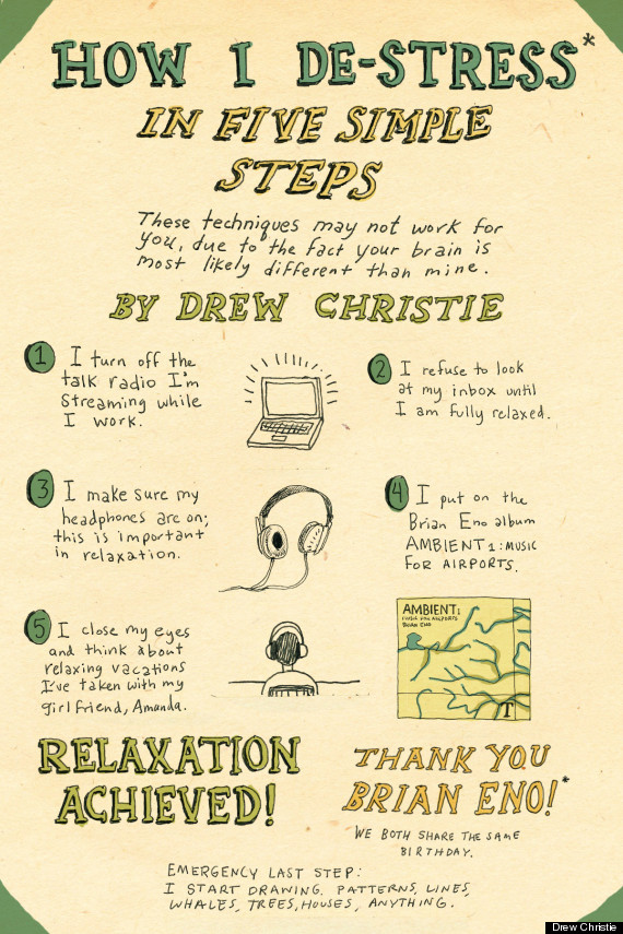 look 5 simple steps to achieve relaxation huffpost