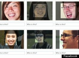 Facebook Facial Recognition Face Com