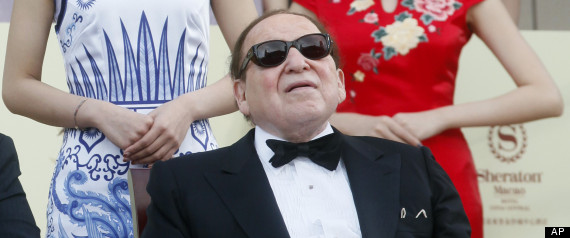 ADELSON DONATIONS
