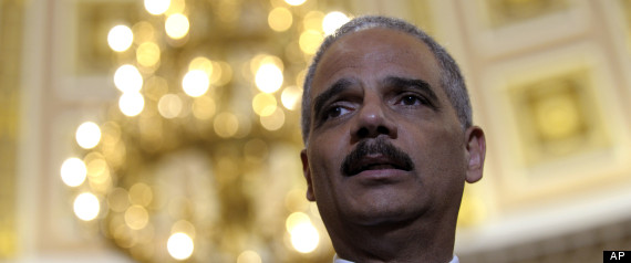 ERIC HOLDER DARRELL ISSA CONTEMPT