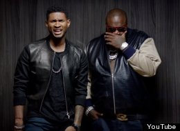 Touch N You Video Rick Ross Usher
