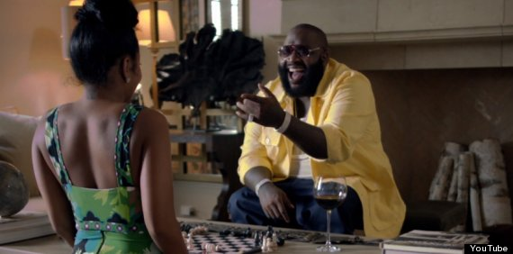 usher rick ross touch n you video