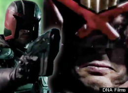 FIRST LOOK: The Explosive 'Dredd' Trailer