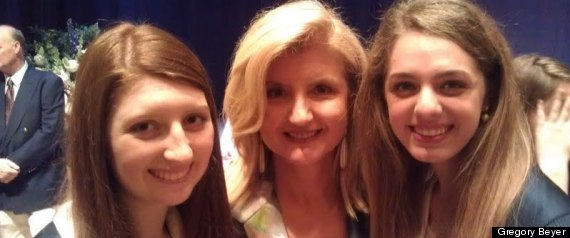 ARIANNA HUFFINGTON NIGHTINGALE