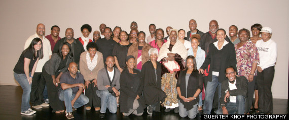 the amen corner cast photo