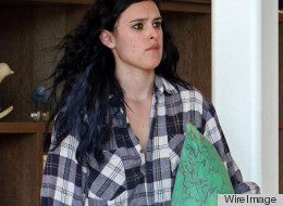 PHOTOS: Rumer Willis' Denim Shorts Aren't Exactly Covering Much