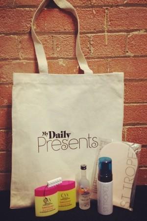 mydaily presents