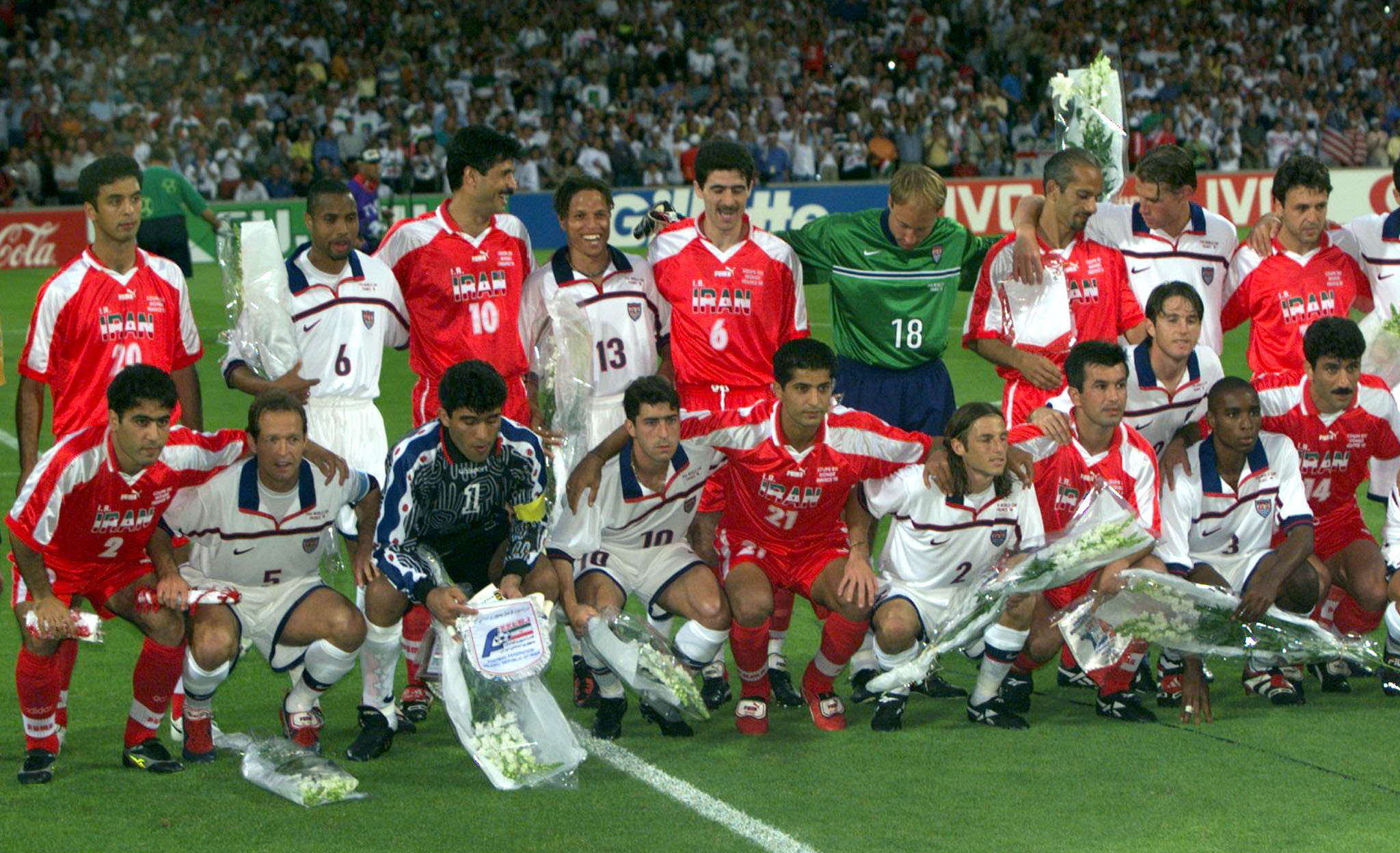 iran usa coupe monde 98