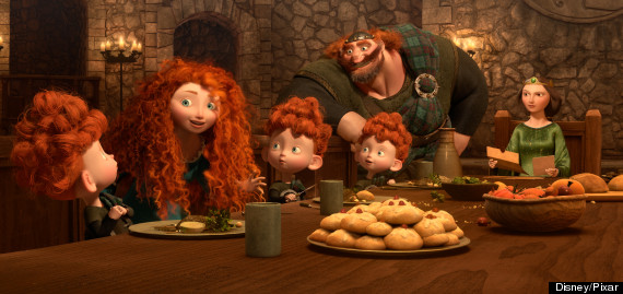 'Brave': A Parent's Guide To Disney/Pixar's Latest Movie