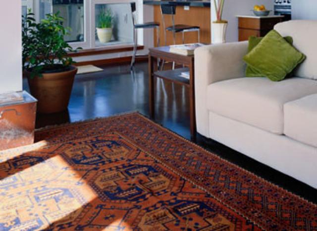 Alfombras para decorar cada habitaci n de tu casa fotos - Alfombras para casas ...