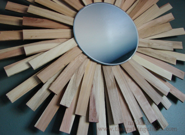 sunburt mirror
