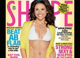 Like many people, actress Julia Louis-Dreyfus admits she struggles when it ...