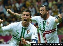 Euro-2012: le Portugal accède aux demi-finales (VIDÉO)
