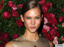 Karlie Kloss Screen Test
