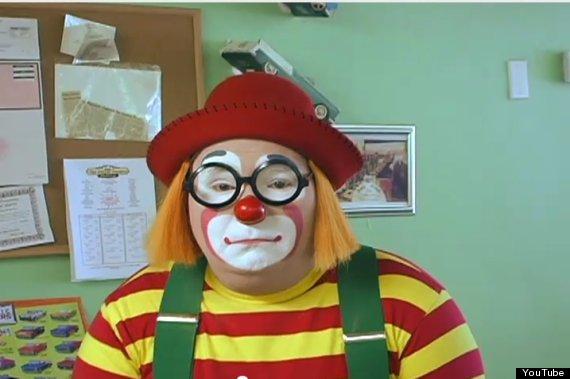 sondance the clown