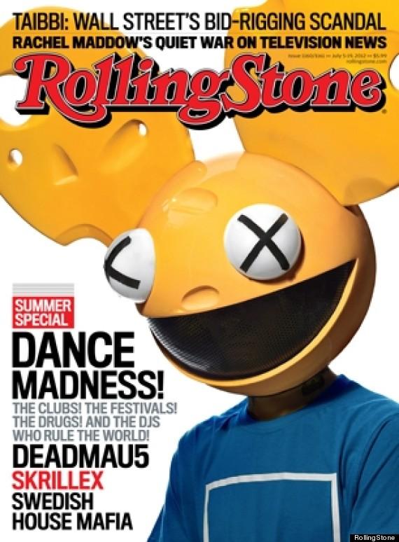 deadmau5 rolling stone