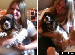 Girl gives dog bj