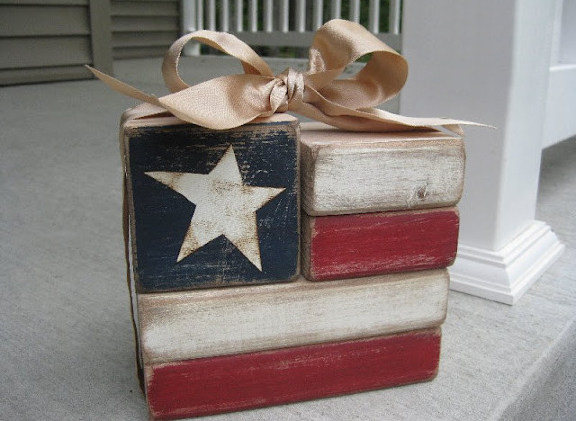 fourth of july crafts on pinterest